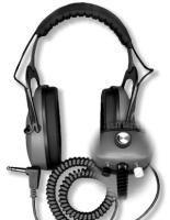 Detectorpro Grey Ghost Ultimate Headphones
